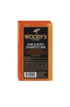 Woody's Hair & Body Shampoo Bar - 8 oz