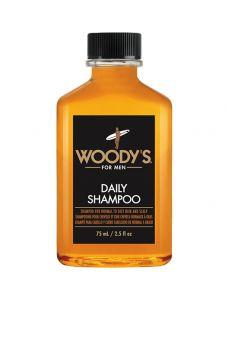 Woody's Daily Shampoo, 2.5 oz