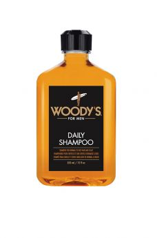 Woody's, Daily Shampoo, 12oz