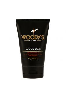 Woody's Hair Styling Wood Glue