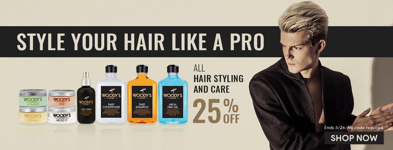 https://www.woodysgrooming.com/hair/hair-styling.html
